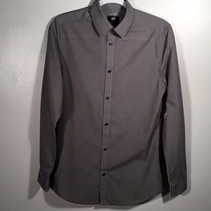 🆕H&M MENS BUTTON DOWN SHIRT